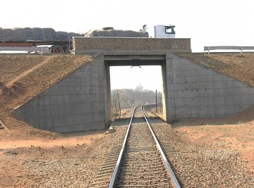 Rutenga Road over Rail Grade Separation
